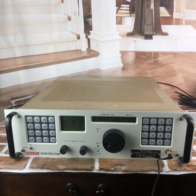 Racal RA6790/GM Communications Receiver Ham Radio