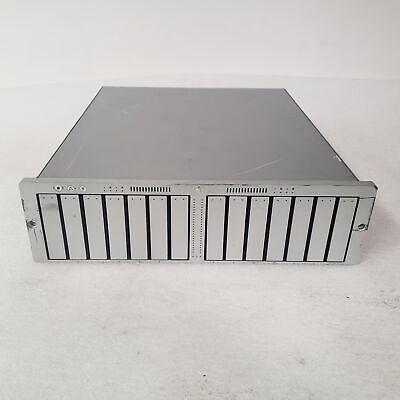 Apple XSERVE RAID A1009 Network Enclosure Storage w/ 14x 500GB HDD