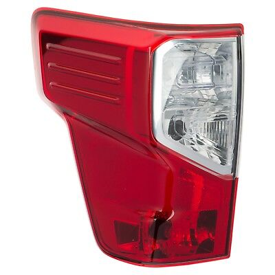 - NEW OEM Left LH Rear Driver Side Tail Lamp Light Assembly 2016-2017 Nissan Titan