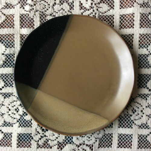 SANGO GOLD DUST BLACK Set of ~5~ Dinner Plates