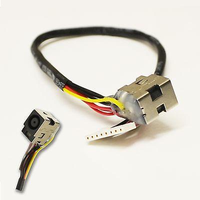 connettore CC Alimentatore Rete Corrente Caricamento Jack 8Pin per HP (Hp Compaq Cc Jack)