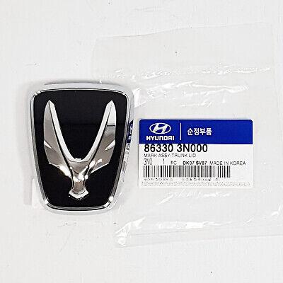 Genuine 863303N000 Emblem Badge Tailgate Trunk rear For Hyundai Equus 2011~2013