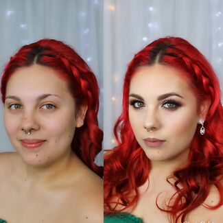 Formal and Glamour Makeup  2018 North West Brisbane Studio Ferny Hills