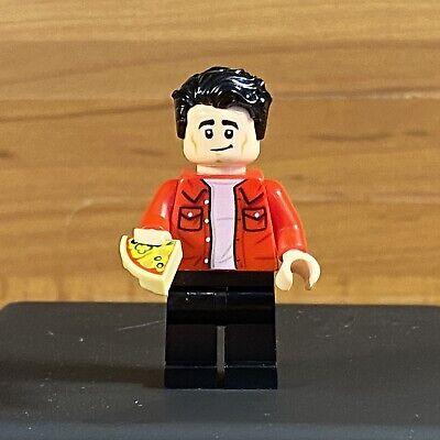 Joey Tribbiani Lego Friends Central Perk Minifigure 21319 Mini Figure New