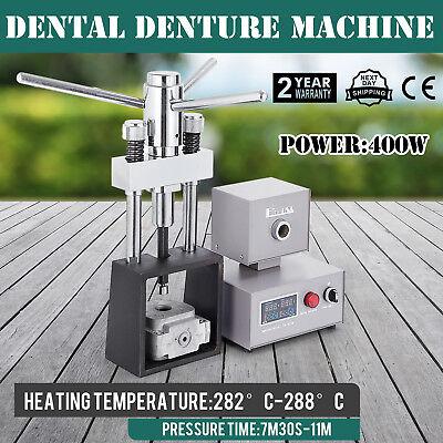 Dental Flexible Denture Machine 400w Professional System Injection Lab Equipment