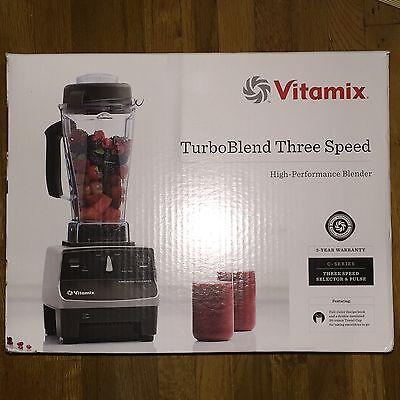 Блендеры (столешница) VITAMIX TurboBlend Three Speed