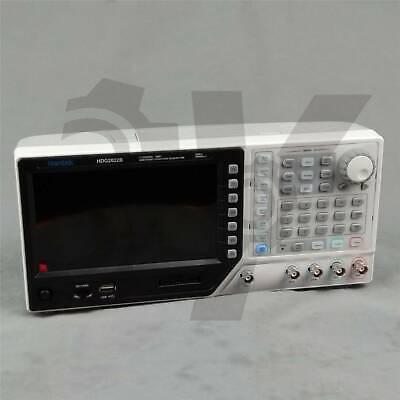 Hdg2022b Arbitrary Waveform Function Generator 2ch 20m 16bit 250ms New