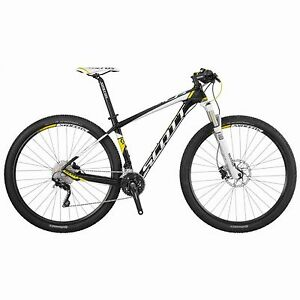 Scott Scale 700 Team Carbon - 27.5 - Shimano Rock Shox - 2015 - NEU