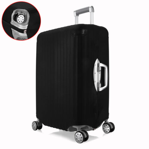 Elastic Polyester Scratch Luggage Suitcase Protector Cover f