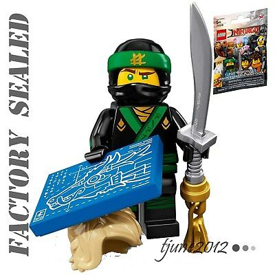 NEW LEGO Ninjago Movie Minifigures Lloyd #3 Series 71019 SEALED FREE SHIPPING