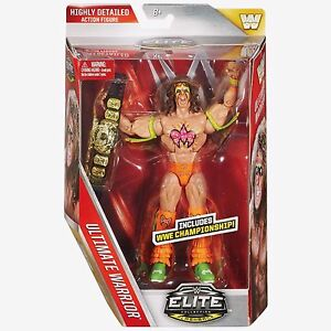 WWE Mattel Elite Figures