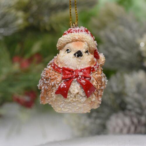 Christmas Bird Ornament Tree Decoration