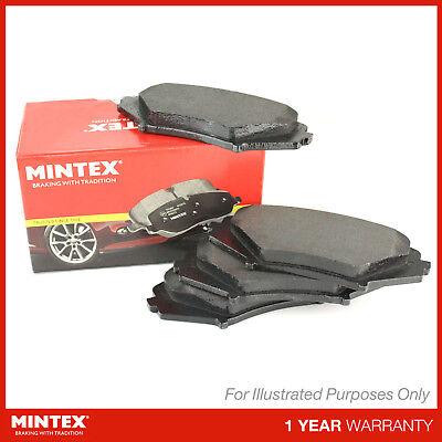 NEW MINTEX FRONT DISC BRAKE PADS SET   MDB2832