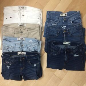 Assorted Jeans - Hollister Garage (00-1)