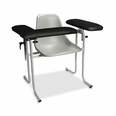 Plastic Blood Drawing Chair Flip Upholstered Arm 34w X 28l X 32h 1 Ea