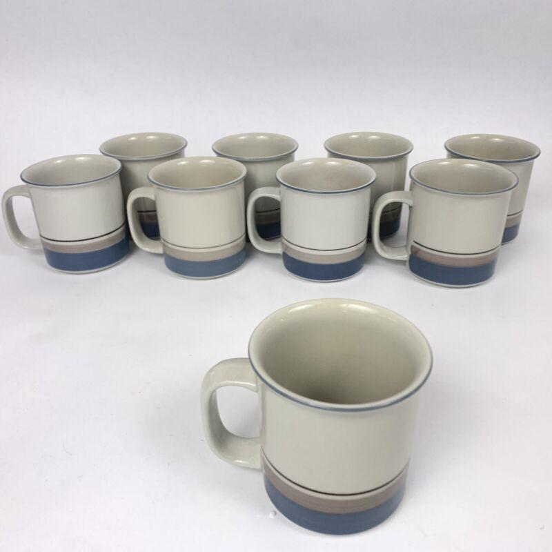 ARABIA OF FINLAND UHTUA COFFEE CUP MUG