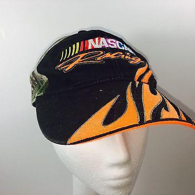 NASCAR Racing Military Theme w Orange/Black Details Hat/Cap - Nascar Theme