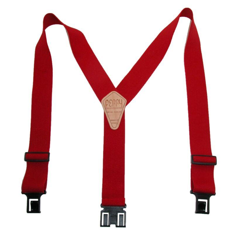 New Perry Suspenders Men