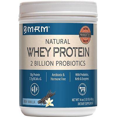 MRM - Whey Protein Powder With Essential Amino Acids BCAAs a
