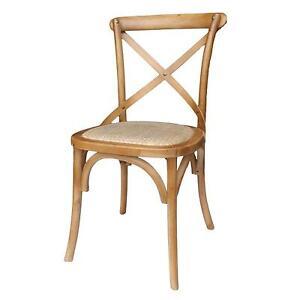 Wooden Farmhouse Chairs