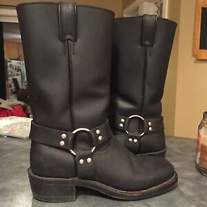 Boulet Motorcycle Boots