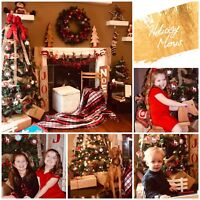 Holiday Mini Sessions in Beaumont AB