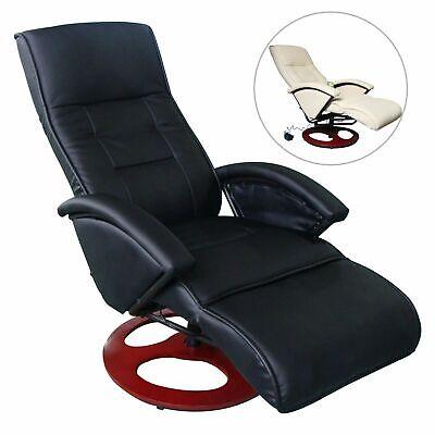 vidaXL Massagesessel Elektrisch Fernsehsessel Relaxsessel mehrere Auswahl F