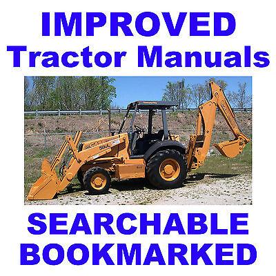 Case 580sl 580 Super L Series 2 Ck Backhoe Loader Parts Manual Catalog 580l Cd