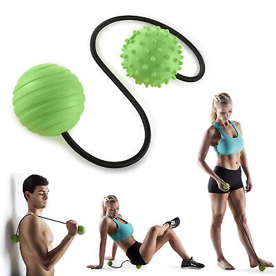 Golds Gym Stretch Ball Massage Resistence Body Sore Muscles Pain Therapy Fitness
