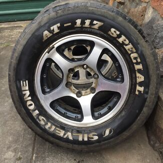 16x7j 4x4 Lambton Newcastle Area Preview