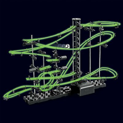 Glow In The Dark Games For Adults (Glow In The Dark Rail Race 10M Marble Track Games Gifts Toys Kids Adults)