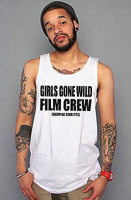Halloween Costume Shirt Funny This Is My Costume Girls Gone Wild White Tank (Girl Gone Wild Halloween Costume)