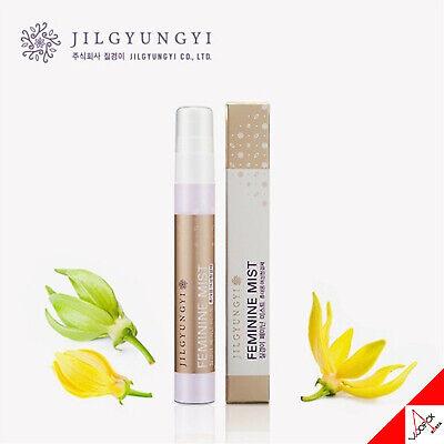 JILGYUNGYI  Feminine Mist-9ml Natural Ingredients Extract / K-Beauty