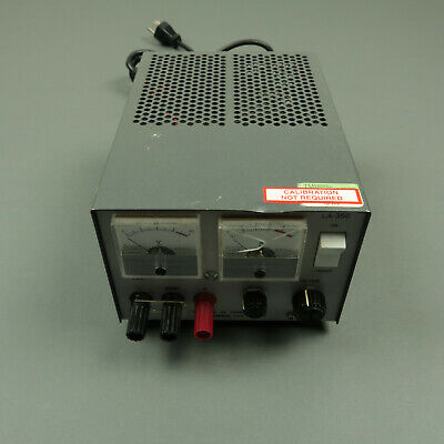 Lambda Electronics La-350 Regulated Dc Power Supply 10-32.5vdc 0-3.5a