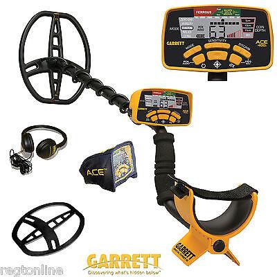NEW Garrett Ace 400i Metal Detector with Accessories! Most Popular