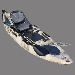The BEAST Fishing Kayak 3.5m Raised Seat Welshpool Canning Area Preview