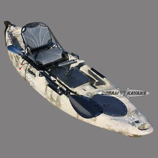 The BEAST Fishing Kayak 3.5m Raised Seat