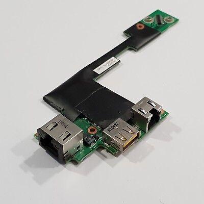 Lenovo ThinkPad T510 Lan Ethernet USB Modem Board 63Y2125 - 2125 Usb