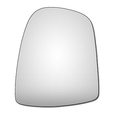 Left Hand Passenger Side Vauxhall Vivaro Van 2000 2013 Wing Door Mirror Glass