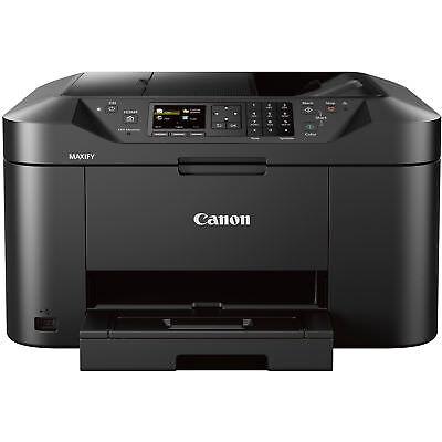 Canon Maxify Mb2120 Wireless Color Printer W Scanner Copier Fax