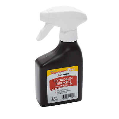 Hydrogen Peroxide Pump Spray 10 oz