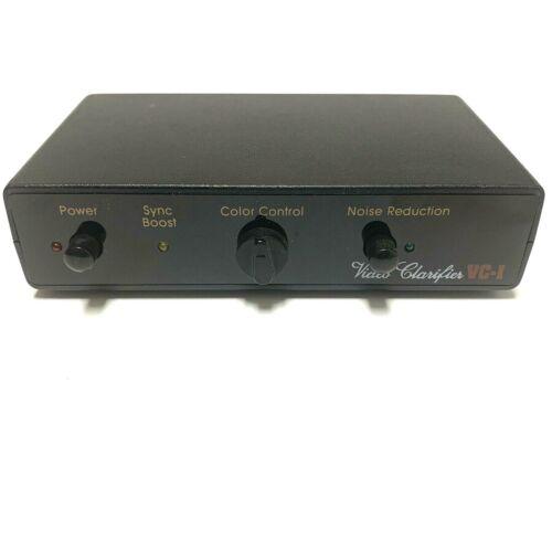 Video Clarifier VC-1