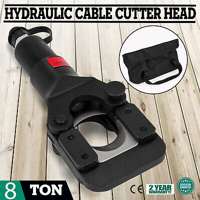Cpc-45b Hydraulic Cable Wire Cutter Head 8t Max 45mm Acrs Steel Cable Cutter