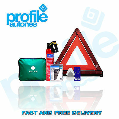 UK to France Deluxe Driving Kit - Car Travel Kit