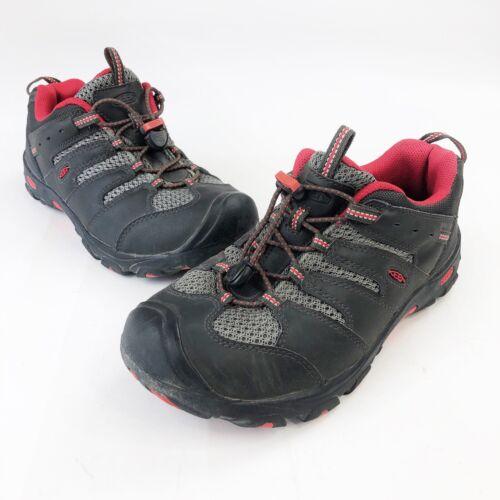 KEEN Youth Size 5 Koven Low Hiking Sneaker 1011765 EUC