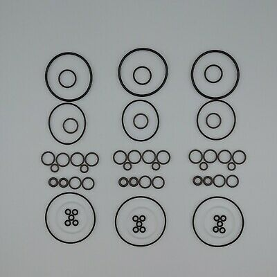 3 Sets 246355 Improved Complete O-ring Aftermarket Fit For Graco Fusion Ap Gun