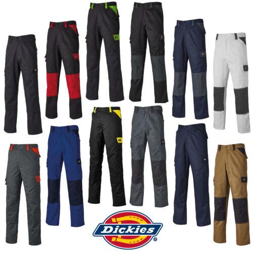 Dickies Everyday Trousers Mens Durable Lightweight Industrial Work Pants ED247R