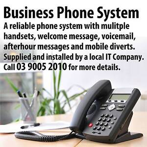 EzyVOICE - Business Phone System - Office Telephone System Noble Park Greater Dandenong Preview