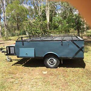 Camper trailer Jindalee Brisbane South West Preview