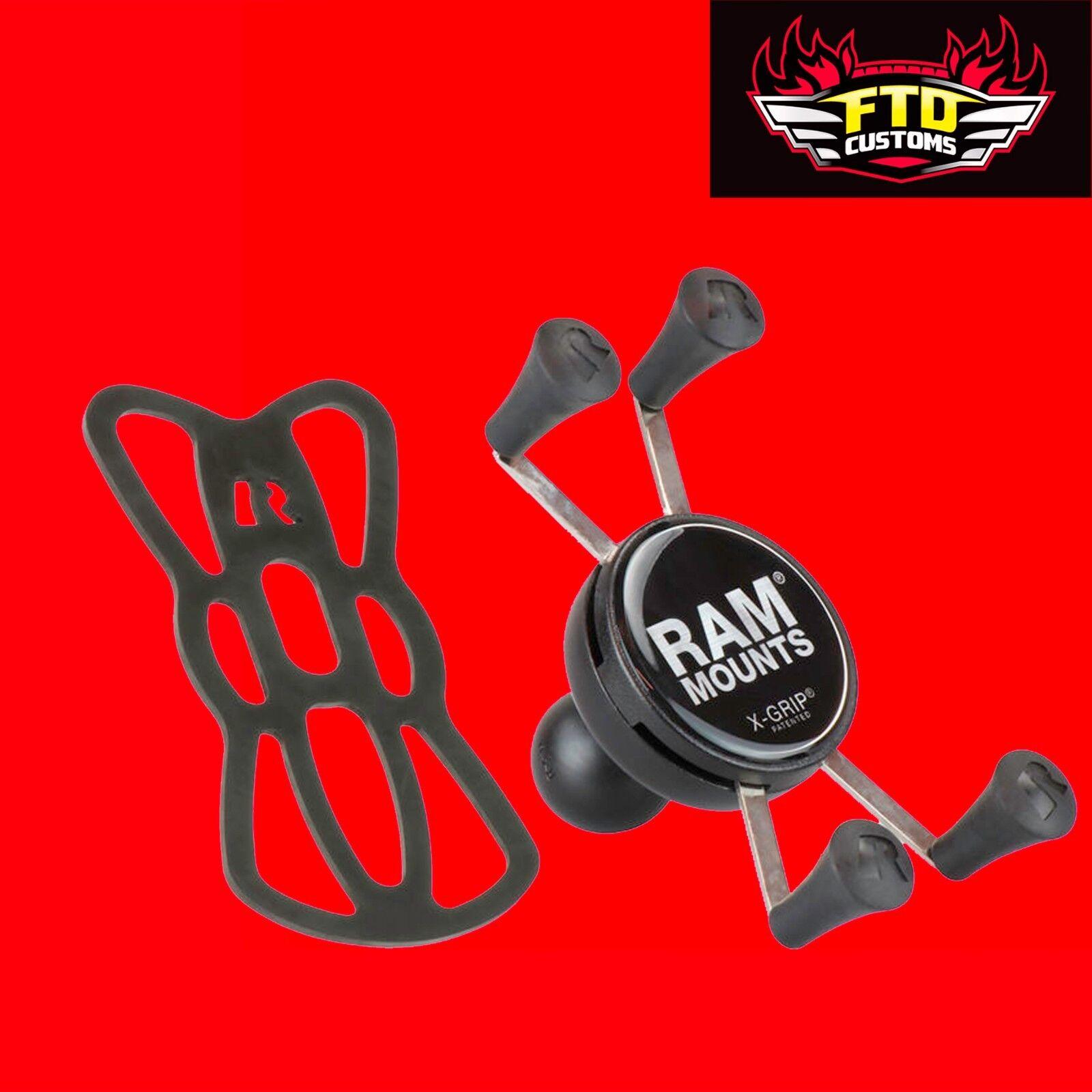RAM Mounts RAM-HOL-UN7BU RAM Universal X-Grip Cell Phone